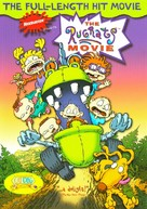 The Rugrats Movie - DVD cover (xs thumbnail)