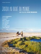 Bis ans Ende der Welt - French Movie Poster (xs thumbnail)