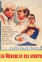 Inherit the Wind - Spanish Movie Poster (xs thumbnail)