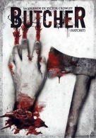 Hatchet - French DVD cover (xs thumbnail)