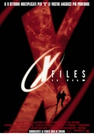 The X Files - Italian Movie Poster (xs thumbnail)