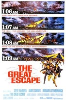 The Great Escape - Movie Poster (xs thumbnail)