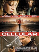 Cellular - French Movie Poster (xs thumbnail)