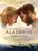 Adrift - French Movie Poster (xs thumbnail)