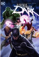 Justice League Dark - DVD movie cover (xs thumbnail)