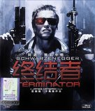 The Terminator - Chinese Movie Cover (xs thumbnail)