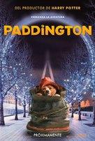 Paddington - Chilean Movie Poster (xs thumbnail)