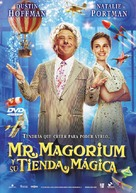 Mr. Magorium's Wonder Emporium - Spanish Movie Cover (xs thumbnail)