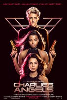 Charlie's Angels - Finnish Movie Poster (xs thumbnail)