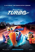 Turbo - Bolivian Movie Poster (xs thumbnail)