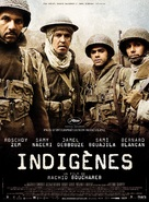 Indigenes - French Movie Poster (xs thumbnail)