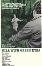 Girl with Green Eyes - Movie Poster (xs thumbnail)