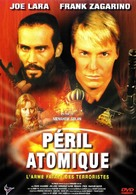 Armstrong - French DVD movie cover (xs thumbnail)