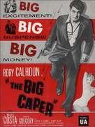 The Big Caper - poster (xs thumbnail)