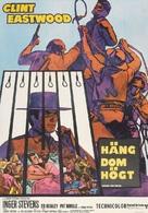 Hang Em High - Swedish Movie Poster (xs thumbnail)