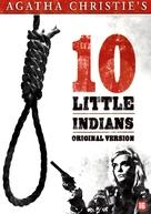 Ten Little Indians - Dutch Movie Cover (xs thumbnail)