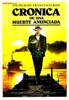 Cronaca di una morte annunciata - Spanish Movie Poster (xs thumbnail)