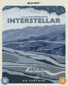Interstellar - British Movie Cover (xs thumbnail)