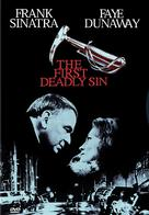 The First Deadly Sin - DVD cover (xs thumbnail)