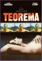 Teorema - DVD cover (xs thumbnail)