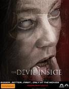 The Devil Inside - Australian Movie Poster (xs thumbnail)