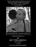 The Better Angels - Movie Poster (xs thumbnail)
