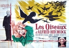 The Birds - French Movie Poster (xs thumbnail)