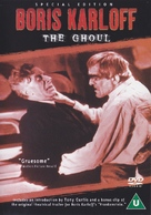The Ghoul - British DVD cover (xs thumbnail)
