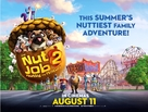 The Nut Job 2 - British Movie Poster (xs thumbnail)