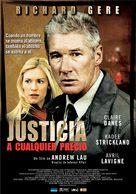 The Flock - Uruguayan Movie Poster (xs thumbnail)