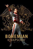 Bohemian Rhapsody - Norwegian Movie Poster (xs thumbnail)