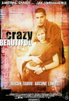 Crazy/Beautiful - French poster (xs thumbnail)