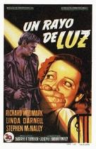 No Way Out - Spanish Movie Poster (xs thumbnail)