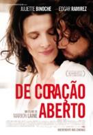 À coeur ouvert - Portuguese Movie Poster (xs thumbnail)