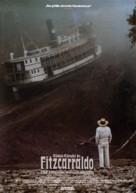 Fitzcarraldo - German Movie Poster (xs thumbnail)