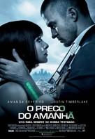 In Time - Brazilian Movie Poster (xs thumbnail)