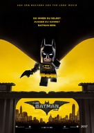 The Lego Batman Movie - German Movie Poster (xs thumbnail)