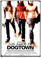 Lords Of Dogtown - Spanish Movie Poster (xs thumbnail)