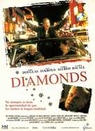 Diamonds - Spanish Movie Poster (xs thumbnail)