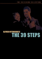 The 39 Steps - Movie Cover (xs thumbnail)
