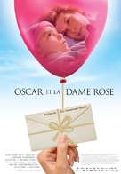 Oscar et la dame rose - Canadian Movie Poster (xs thumbnail)