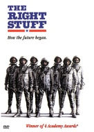 The Right Stuff - DVD cover (xs thumbnail)