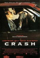 Crash - French Movie Poster (xs thumbnail)