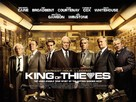 King of Thieves - British Movie Poster (xs thumbnail)