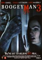 Boogeyman 3 - Czech Movie Cover (xs thumbnail)