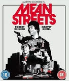 Mean Streets - British Movie Cover (xs thumbnail)