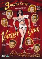 Variety Girl - British DVD cover (xs thumbnail)