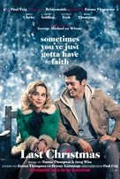 Last Christmas - Belgian Movie Poster (xs thumbnail)