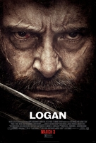 Logan - Theatrical movie poster (xs thumbnail)