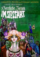 Herrliche Zeiten im Spessart - German Movie Poster (xs thumbnail)